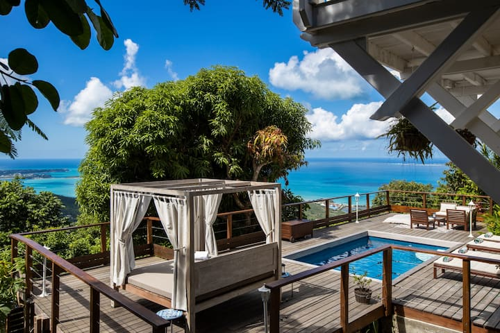 Pic Paradis , Private and Relaxing