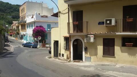 Monolocale Centro storico San Felice Circeo