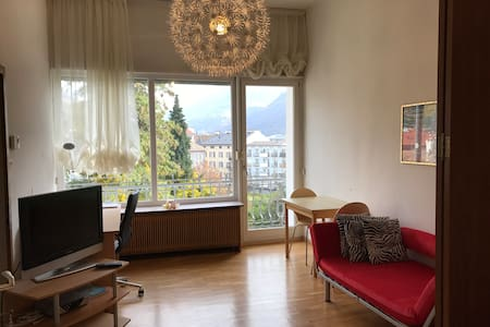 Panoramic apartment in the heart of the city - Bozen - Apartmen