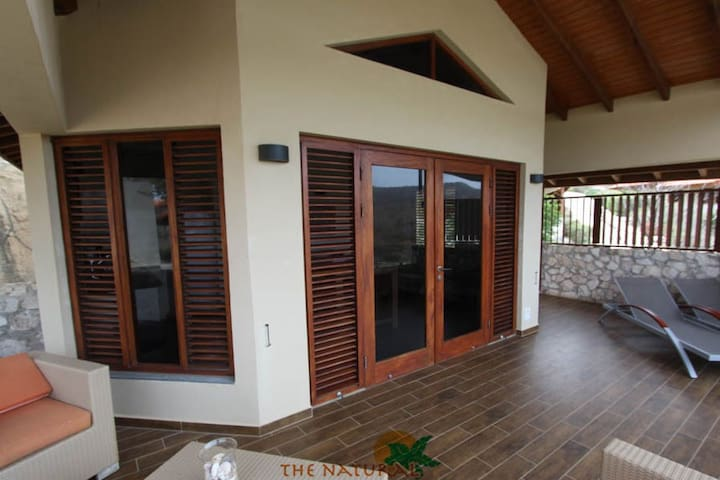 The Natural Curacao - Bungalow#3