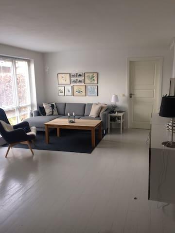 Large apartment close to Copenhagen