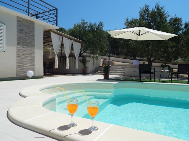 Bumbeta House - Donje Polje, Sibenik, private pool
