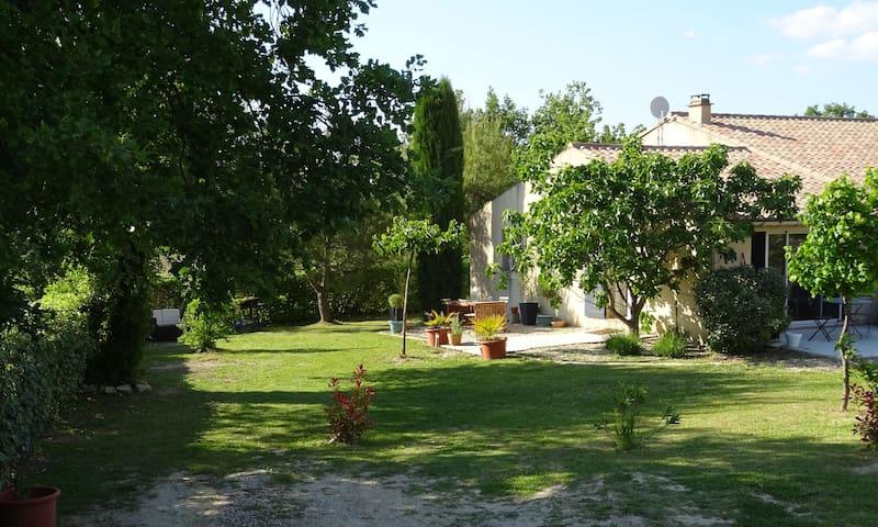 La Figuière à Malaucène, Provence et Ventoux - Malaucène - Huoneisto