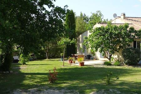 La Figuière à Malaucène, Provence et Ventoux - Malaucène