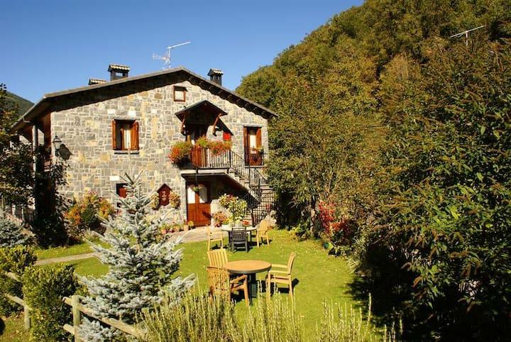 Apartamento Abedul 4 pax(2 Hab) en Ordesa Pirineos