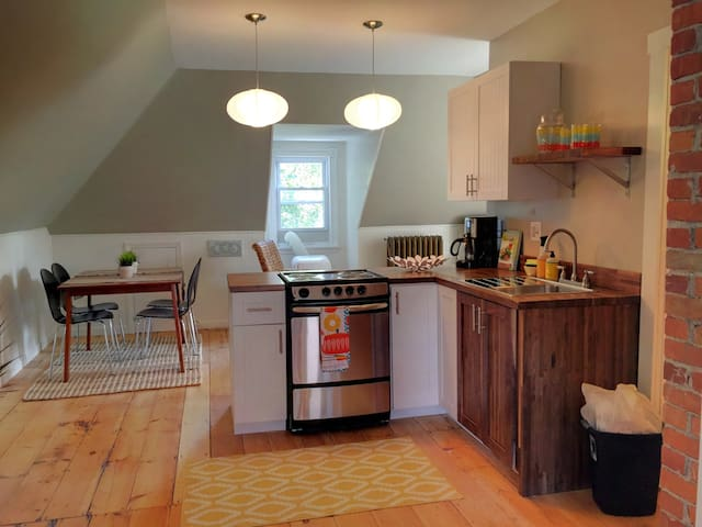 Beautifully decorated! 5 min drive to Portland. - Cape Elizabeth - Apartamento