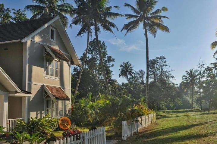 Beautiful Homestay Retreat In Kerela #KRLKUMM001