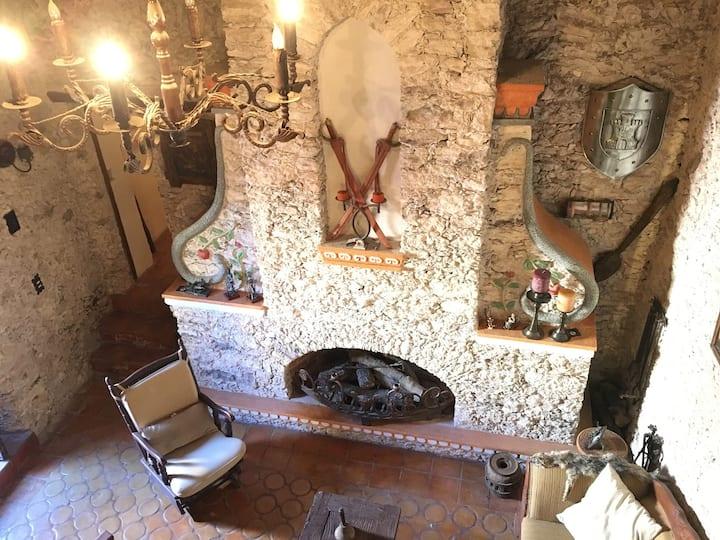 Hermosa Cabaña en Bernal