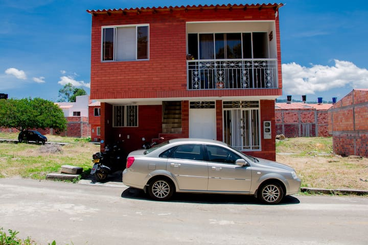 Apartamento para descansar en San Gil