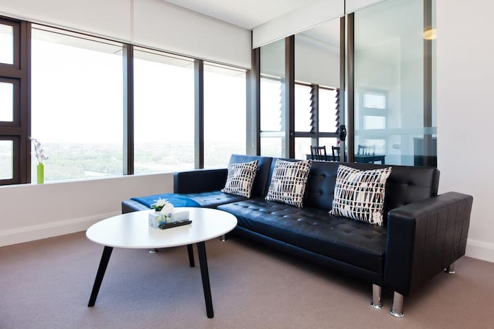 City view luxury Apt inOlympic Park - Sydney Olympic Park - Apartment