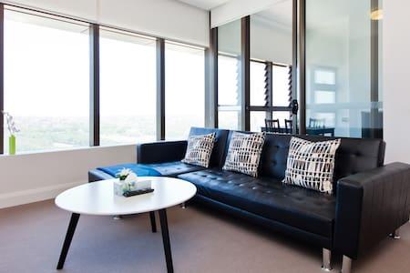 City view luxury Apt inOlympic Park - 悉尼奥林匹克公园 - 公寓