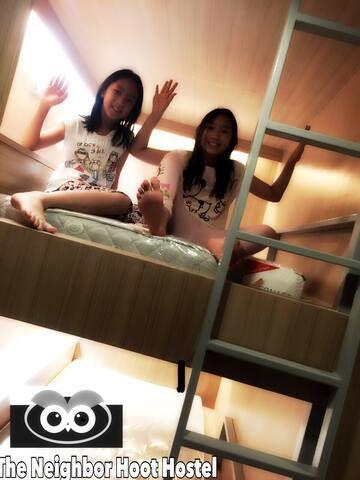 """Private Quadruple room"" - Huaykwang  - Cabaña"