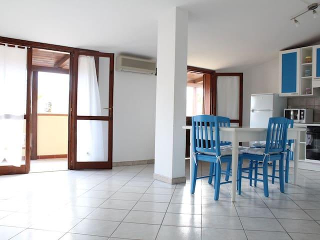 Appartamento Confortevole Ideale per Famiglie. - Villasimius - Apartamento