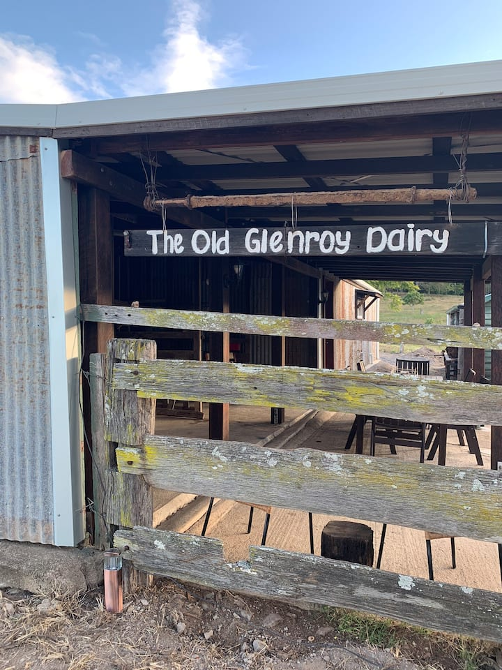 "The ""Old Glenroy Dairy"", Sunshine Coast Hinterland"