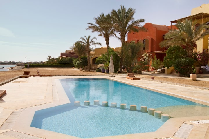 El Gouna Cozy Studio lagoon & pool