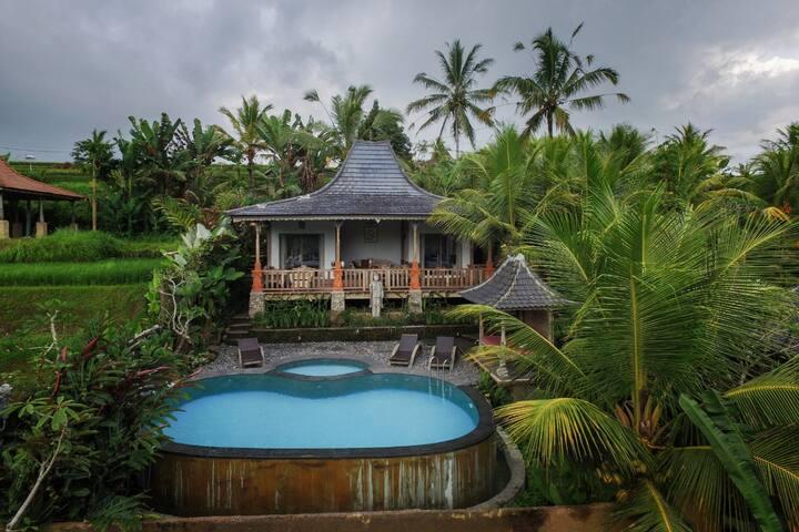 Pondok Sebatu Villa - 3Bedroom  Private Pool