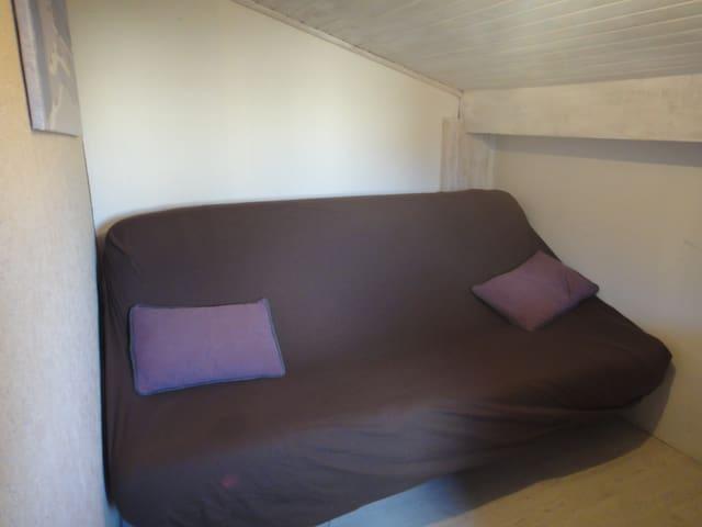 Location chambre privé - Gratentour - House