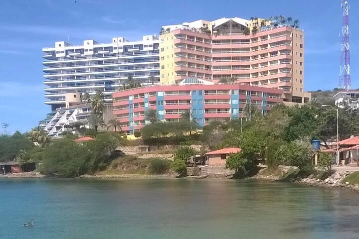 Apartamento frente a Playa Juventud full equipado