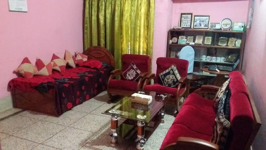 Rahat Khan Jumma's Place.
