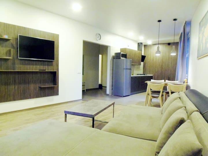 Апартаменты у озера / Apartments by the lake