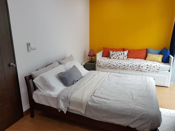 Comfly room near Donmuang Airport, Saimai