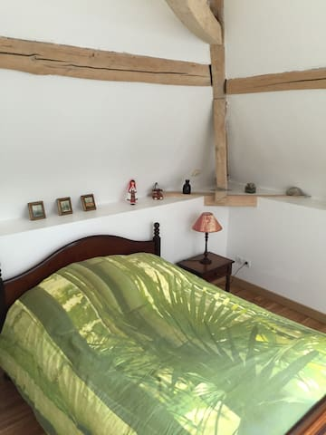 Chambre 15 m2 , Chauchigny 10170 - Chauchigny - House