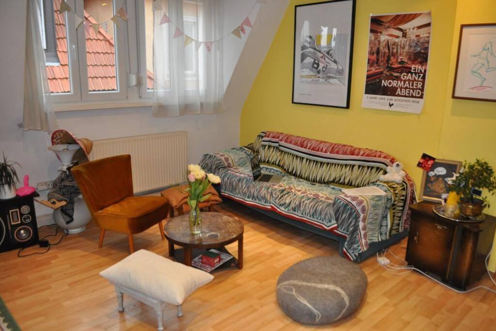 sch nes zimmer in entspannter wg zentral gelegen wohnungen zur miete in w rzburg bayern. Black Bedroom Furniture Sets. Home Design Ideas