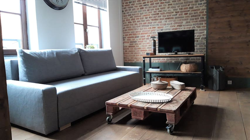 Appartement duplex 4 pers. Vieux-Lille