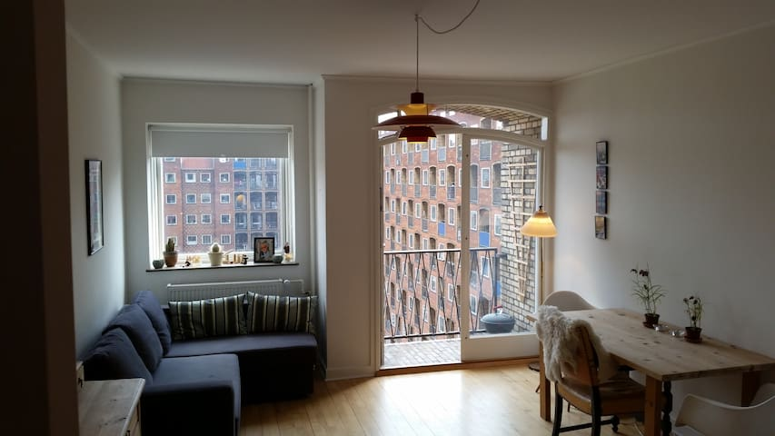 1 Bedroom Apartment in Central Copenhagen - Copenaghen - Appartamento