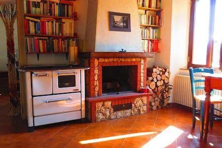 Appartamento nella campagna senese - Vescovado - Lägenhet