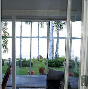 Rivitaloasunto Saimaan rannalla. - Savonlinna - Appartement en résidence