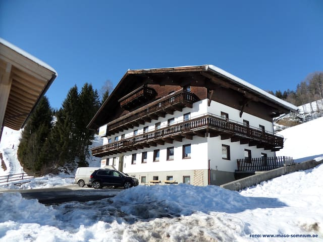Sportclub Lederer in Saalbach - Saalbach - Guesthouse