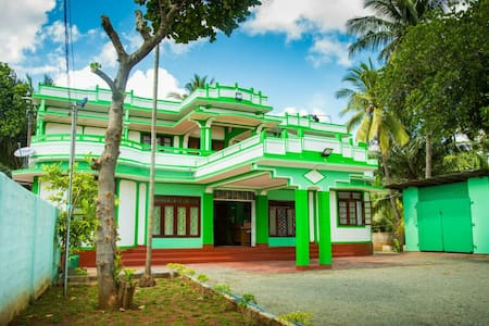 Green palace Hotel Jaffna-Double A/C Room(103) - Jaffna - Гостевой дом