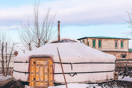 Minjee's yurt farm stay