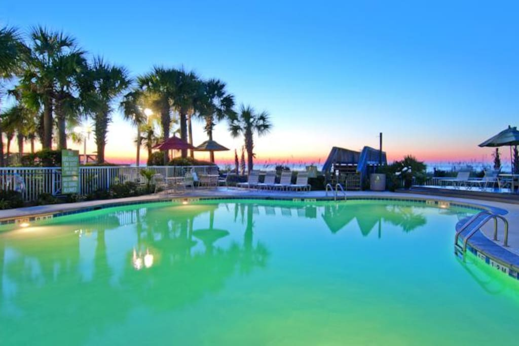 Myrtle Beach Resorts With Private Homes