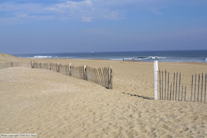 Manasquan Beachfront House.  On the Sand! - Manasquan - Σπίτι