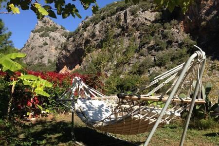 Porto Ceneviz towards CLIMBING AREA - Çıralı - Bed & Breakfast