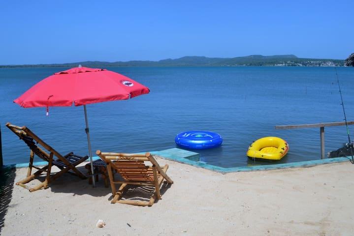 Villa Blue Lagoon en San António - Gibara - Huis