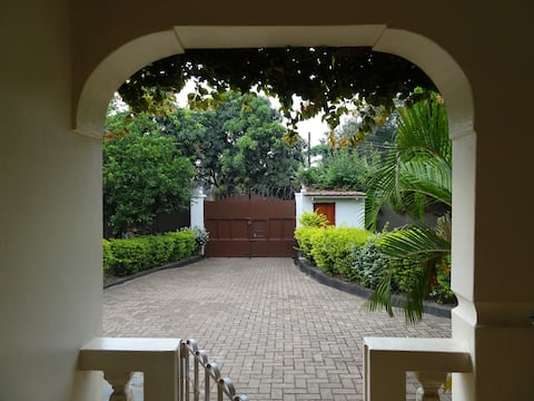 Blue Agama Guest House