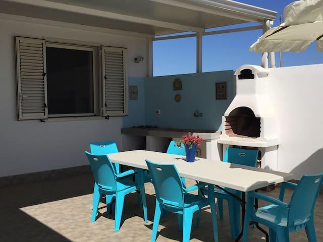 Sicilia tra Marzamemi e Portopalo 1 - Pachino - Haus