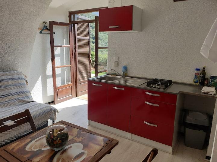 Studio en Corse
