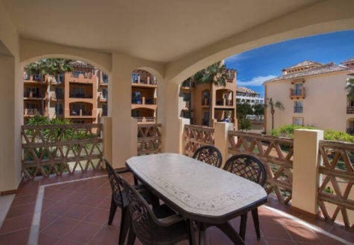Marriott 5* Luxury 3 bed apartment - Marbella - Apartament