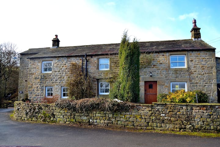 Detached Yorkshire Dales cottage - Middlesmoor - Huis
