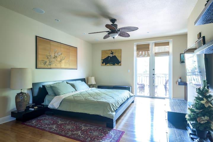 Master Suite with Jacuzzi & Balcony! - Fort Lauderdale - Dům