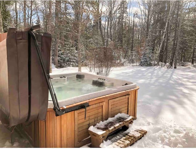 SKI MARTOCK RD Private Entrance, Hot tub, Wineries