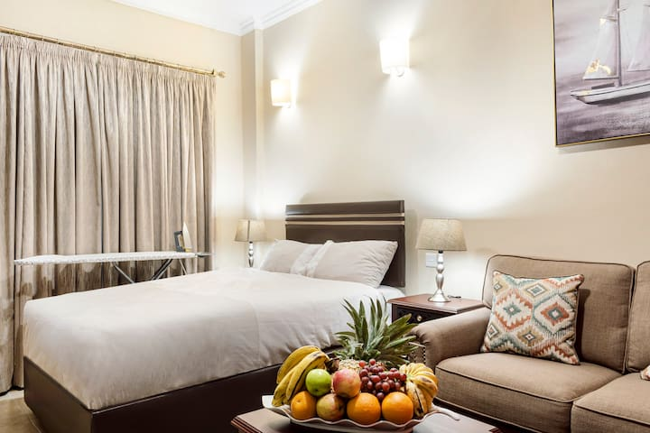HOME AWAY FROM HOME NAIROBI WEST-WEST SUITES