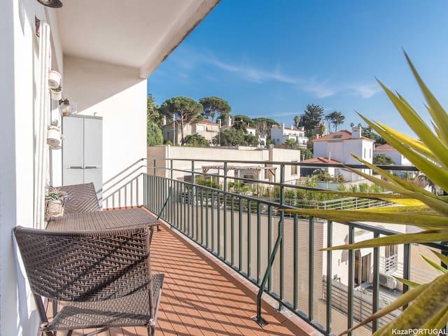 Heart of Estoril Apartment.Fab view