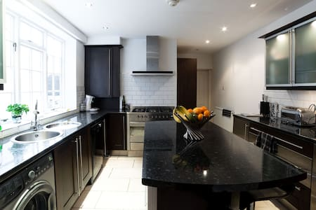 Large flat in town centre / 2 Bedroom / 2 Bathroom - Royal Leamington Spa - Wohnung