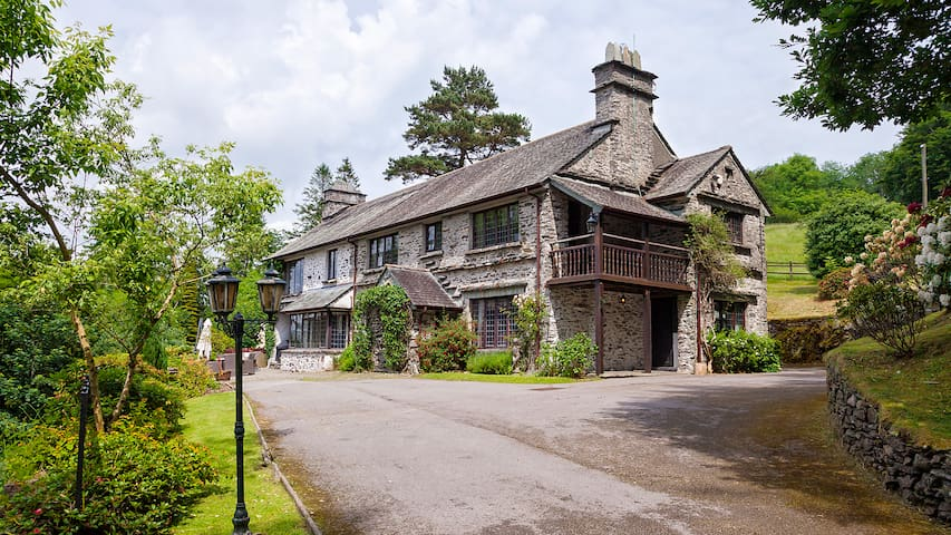 High Biggin - 5 Star Gold Award Holiday Cottage - Bowness-on-Windermere - Dům