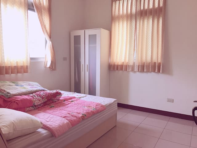 Beautiful country side double room - Dahu Township - House